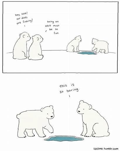 Liz Climo Funny Animal Comics Imgur Bear