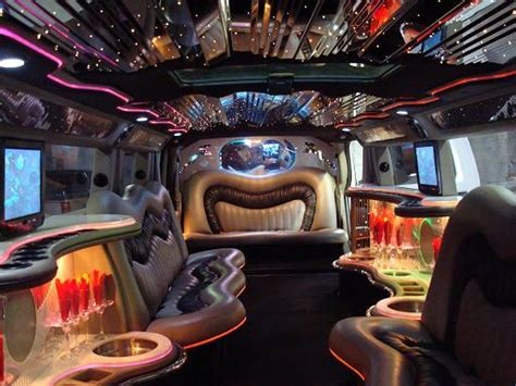 Large Limo by Our Fleet Comfort And Style In Our Large Luxury Limousines