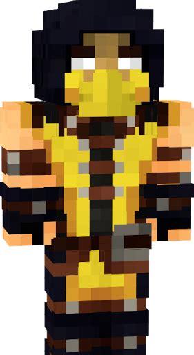 scorpion mkx nova skin
