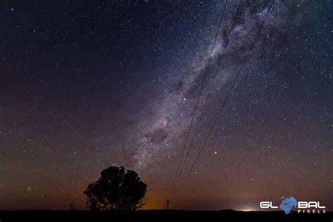 Milky Way Nights Global Pixels