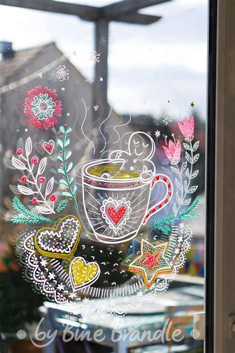 Weihnachtsdeko Fenster Einfach by S 252 223 Er Lebkuchenmann Eine Tolle Dekoidee F 252 R