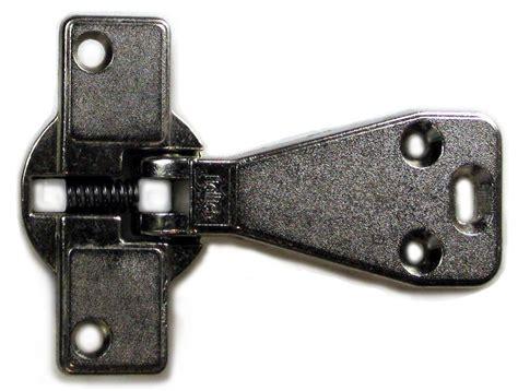 hettich hinges for kitchen cabinets hettich flip door or column hinge nickel 1019879 7024