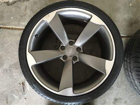 audi  oem asrs   wheels  tires  sale