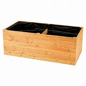 Wc Sitz Holz Massiv : hochbeet 100 x 200 x 72 cm nutzfl che 2 m l rche bauhaus ~ Bigdaddyawards.com Haus und Dekorationen