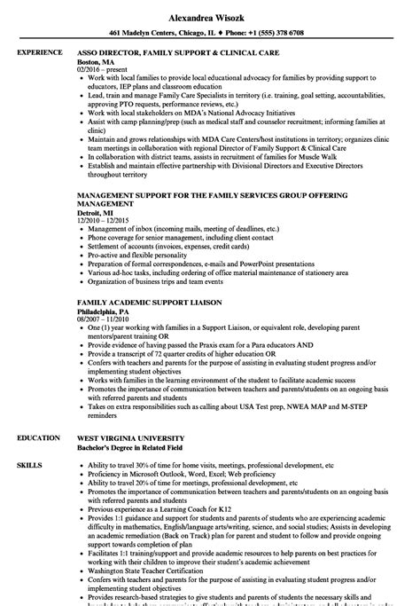 family service worker resume family service worker sample resume sample for quotation