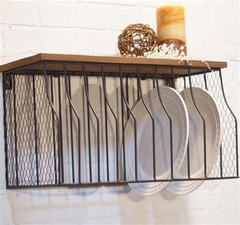metal plate rack home wood  metal plate rack sc  st argos