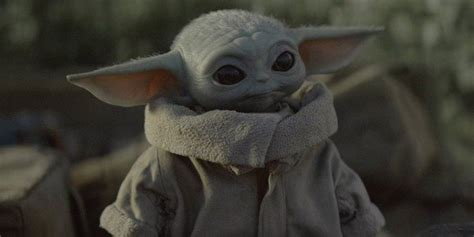 No Big Deal, Just Baby Yoda Looking Super Adorable Ahead ...