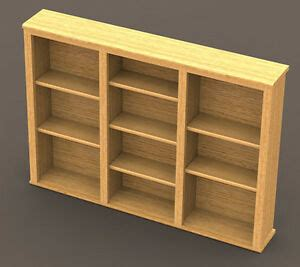 cddvd shelf woodworking paper plans building plans