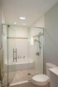 bathroom tub and shower designs guest bathroom with tub nest designs llc