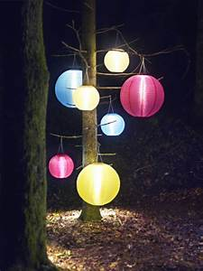 Garten Lampions Wetterfest : lampions 50cm beleuchtet f r au en wo kaufen party garten halloween ~ Frokenaadalensverden.com Haus und Dekorationen