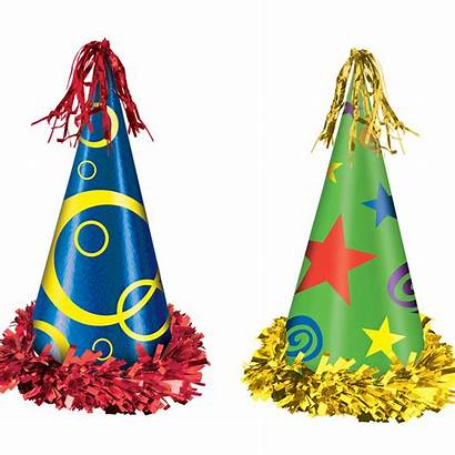 Hat Party Hats Birthday Transparent Clipart Background
