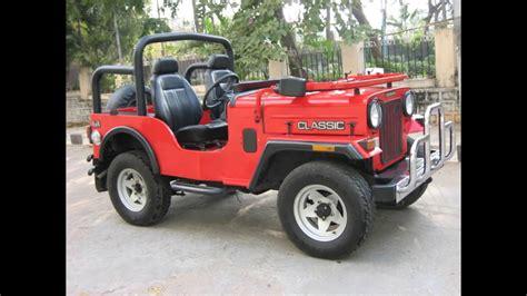 modified mahindra jeep jeep modified mahindra thar modified hardtop classic