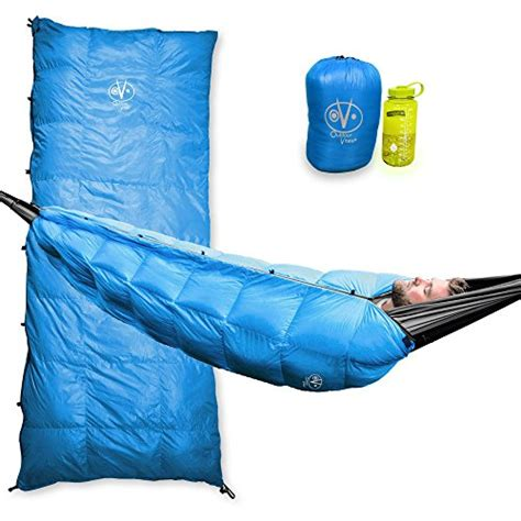 hammock sleeping bag best hammock underquilt you don t what you re missing