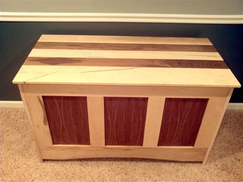 plans cedar chest plans diy   making log
