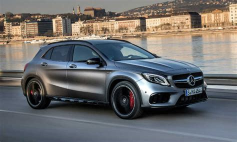 See the full review, prices, and listings for sale near you! Mercedes Launched Mercedes-AMG GLA 45 And AMG CLA 45 Cars In India