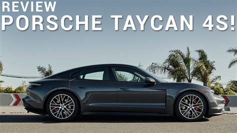 Of course, porsche came to the ev party first with its more powerful version, the oddly named taycan turbo s. 2020 Porsche Taycan 4S | Review | Autotrader - YouTube