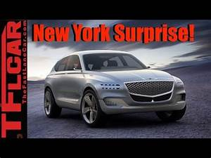 Live from New York! Genesis GV80 Fuel Cell Electric SUV Debut!