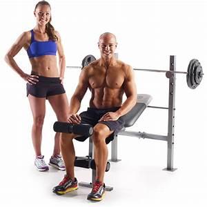 Gold's Gym XR 6.1 Weight Bench 783761446927   eBay