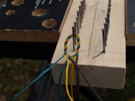 string bild how to build a flemish twist bow string archer s den 3rivers archery