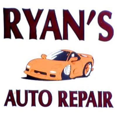 ryans auto repair  middleburgh ny  citysearch