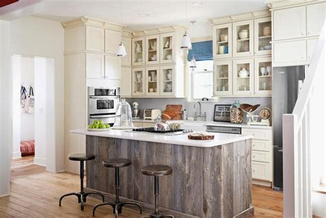 cool kitchen cabinet ideas new white kitchen cabinets with different color island 5769