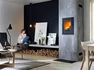 La Maison Du Poele A Bois : le bois de chauffage se fait une place dans la maison ~ Dailycaller-alerts.com Idées de Décoration