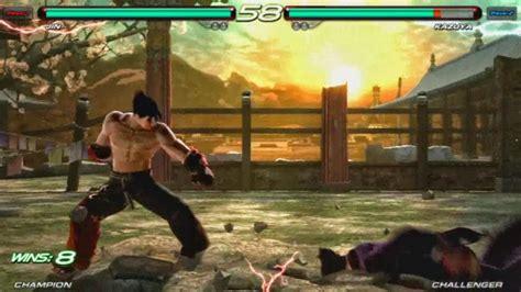 Tekken 6 Game Free Download Full Version