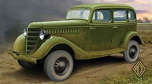 Auto 61 : gaz 61 73 4x4 soviet staff car ace 72213 ~ Gottalentnigeria.com Avis de Voitures