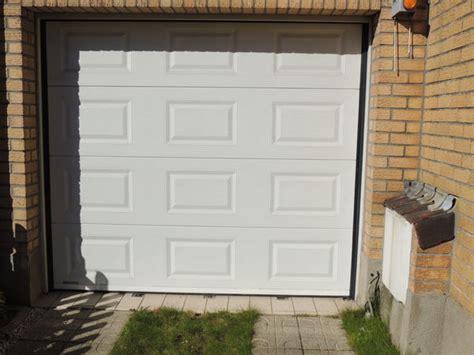 porte de garage pas chere porte de garage sectionnelle motoris 233 e pas cher de conception de maison