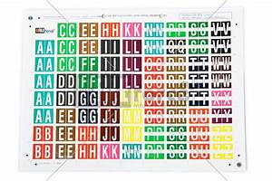 alphabet label sheet fileforce With alphabet labels for files