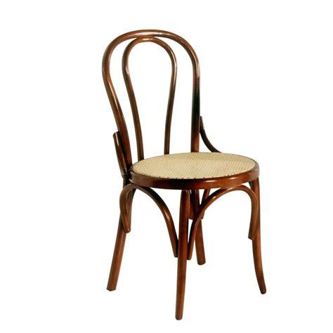 chaise bistrot bois occasion chaise bistrot lenin en bois hêtre noyer achat vente