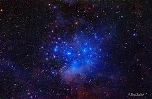 ClarkVision Photograph - The Pleiades Star Cluster, M45 ...