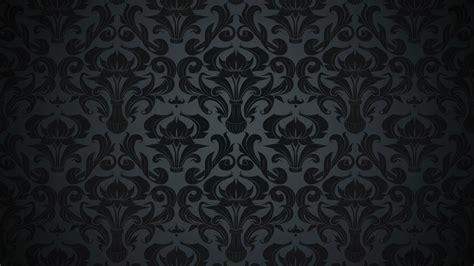 pattern black dark vintage  wallpaper  wallpapers