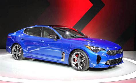 2019 Kia Forte Horsepower by 2019 Kia Stinger Release Date Msrp Interior Spirotours