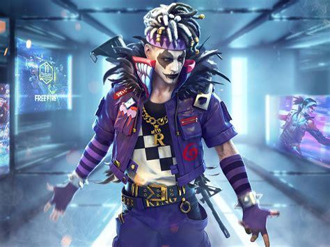 Другие видео об этой игре. 1024x768 Garena Free Fire Joker 1024x768 Resolution ...