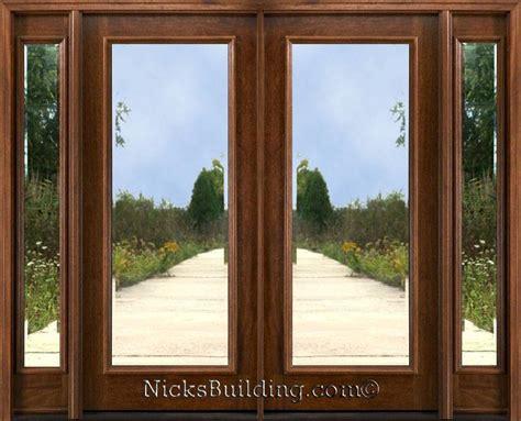 Double Doors Home Depot Double Door Fiberglass Doors