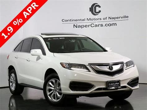 Pre Certified Acura by Certified Pre Owned Il Used Vehicles Continental Acura
