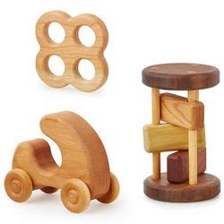 wooden baby shower gift set findgiftcom