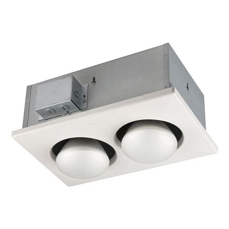 broan  watt  bulb ceiling infrared heater