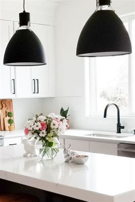 matte black pendant lights   bold statement