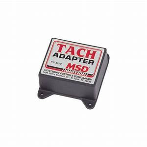 Adapter  Tachometer For Magnetic Trigger - Jeep Parts Guy