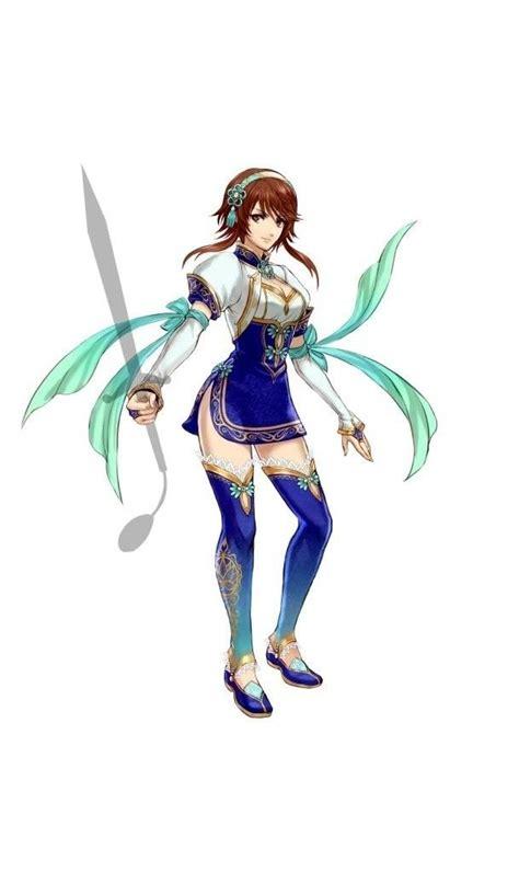 xianghua soul calibur characters fantasy character