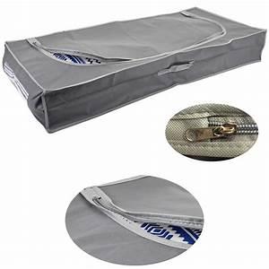 Aufbewahrungsbox Aus Stoff : aufbewahrungsbox unterbettkommode stoff vlies kleiderbox ~ Lateststills.com Haus und Dekorationen