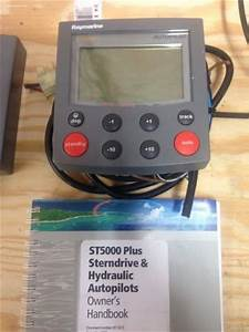 Buy Raymarine St5000 Plus Autopilot Motorcycle In Staten Island  New York  Us  For Us  100 00
