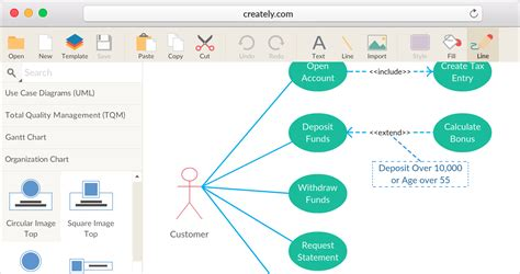 business diagram software  real time collaboration