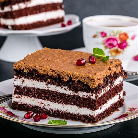 de cuisine ramadan recette gâteau au chocolat à la crème chantilly facile