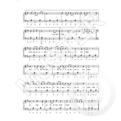 Im navigationspunkt stücke gibt es eine größere sammlung von noten. Rock mi - Notenbuch.de