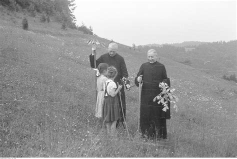 In 1953, the year of stalin's death, the vatican. File:Antoni Porębski & Stefan Wyszyński (Komańcza, 1956)a.JPG - Wikimedia Commons