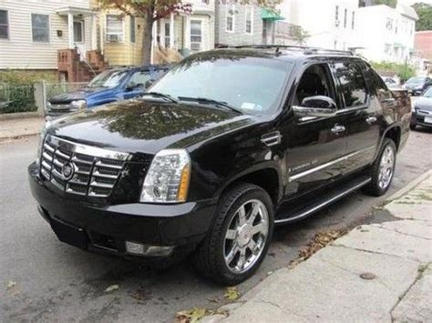 auto air conditioning service 2011 cadillac escalade ext electronic toll collection purchase used 2007 cadillac escalade ext awd luxury in bronx new york united states