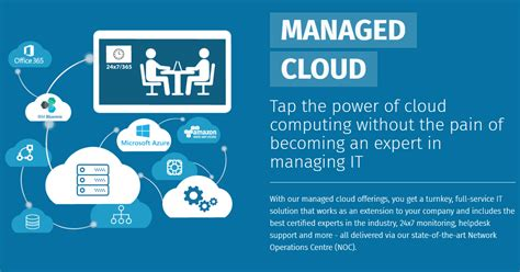 managed cloud services cloud monitoring  cloud